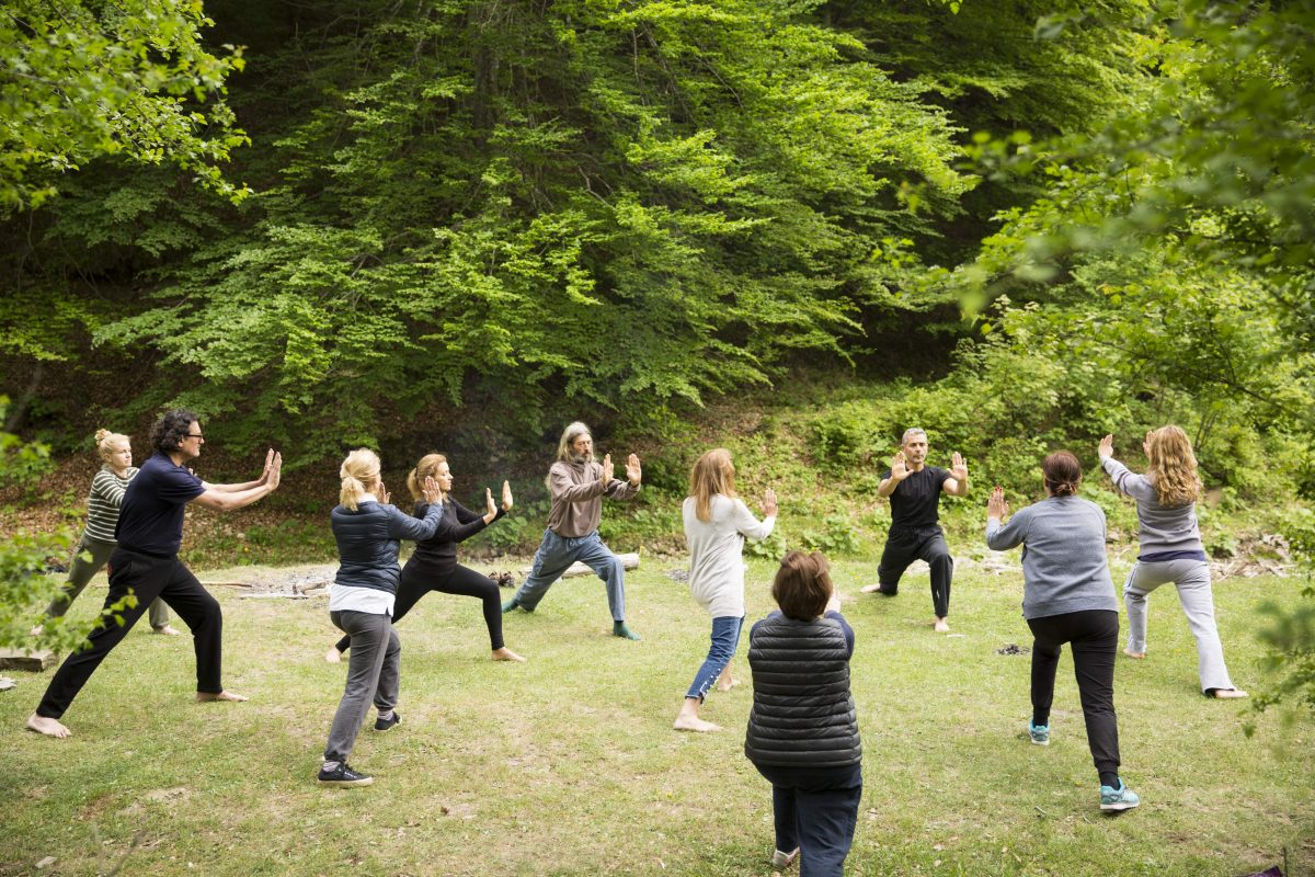 Lifestyle and Qigong Retreat
